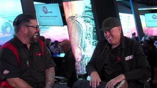 TEN's David Freiburger Discusses HOT ROD, Roadkill and Motor Trend OnDemand with SEMA