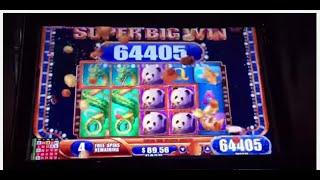 getlinkyoutube.com-MAX BET Super Big Win Far East Fortunes II Slot Machine Bonus Round Free Spins