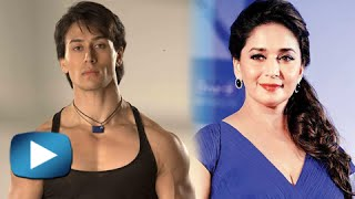 getlinkyoutube.com-Madhuri Dixit Cannot Be My Heroine : Tiger Shroff