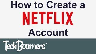 getlinkyoutube.com-How to Create a Netflix Account