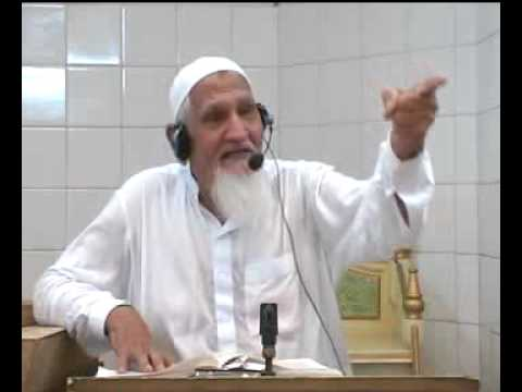 MAULANA ISHAQ RASOOL-E-PAAK (SAW) KI MAKKAH MAIN TABLEEGH OR MUSHKILAAT Part 3.avi