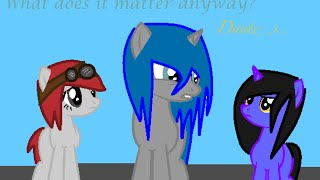 getlinkyoutube.com-{REQUEST} Aphmau, Dante, And Nicole {MLP Minecraft Diaries speedpaint}
