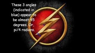 getlinkyoutube.com-The Flash Logo Tutorial - Draw the lightning bolt in 160 seconds