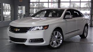 getlinkyoutube.com-2017 Chevrolet Impala: Review