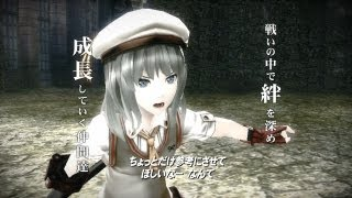 PSP/PS Vita「GOD EATER 2」PV TGS2012フルバージョン