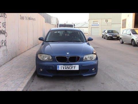 BMW 116i E87 2005 Замена цепи