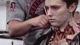 getlinkyoutube.com-Scouts' Guide to the Zombie Apocalypse: Behind the Scenes Movie Broll - Comedy Horror