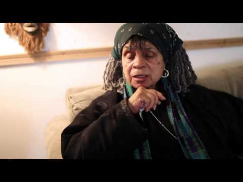 APIARY Interviews Sonia Sanchez - Part 2: Teaching writing in the classroom