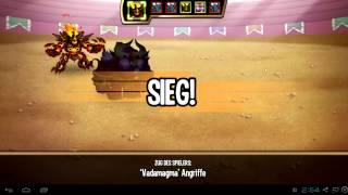 getlinkyoutube.com-Lets play Monster Legends #006 Vadamagma leveln