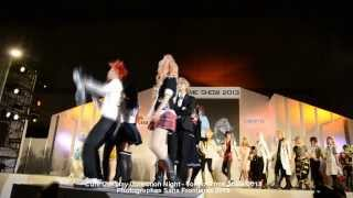 getlinkyoutube.com-Cure Cosplay Collection Night at Tokyo Game Show 2013 -