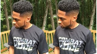 getlinkyoutube.com-**Hair Routine For Curly MEN ***[BONUS VIDEO]