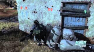 getlinkyoutube.com-MGSV S-rank Combat Unit Female Farming Run