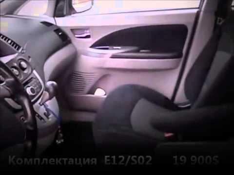 MITSUBISHI GRANDIS 2.4 AT E12S02 2007 - Автомаркет UNDA Лот 012