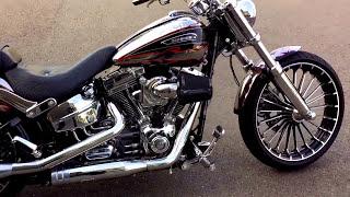 getlinkyoutube.com-Harley Davidson Breakout CVO