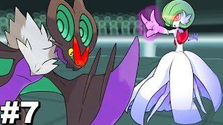 getlinkyoutube.com-Pokemon Omega Ruby and Alpha Sapphire Wifi Battle ORAS Battle Spot Brawl #7 Mega Gardevoir is Beast