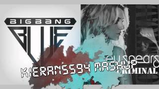 getlinkyoutube.com-Britney Spears vs BIGBANG - Blue Criminal (Kieran5594 Mashup)