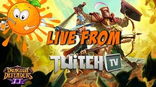 getlinkyoutube.com-Dungeon Defenders 2 End Game NM4 Live!