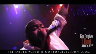 Rick Ross - Hold Me Back Live @ Cannes