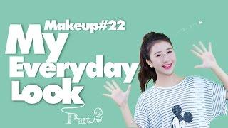 getlinkyoutube.com-Quynh Anh Shyn - Makeup #22 : MY EVERYDAY LOOK (part 2)