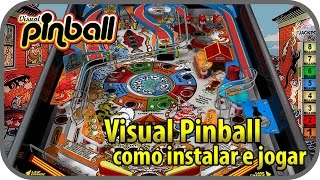 getlinkyoutube.com-Visual Pinball - Como instalar e desfrutar