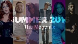 getlinkyoutube.com-All Night, All Summer | Summer 2016 Megamix (Mashup)