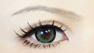 getlinkyoutube.com-Tutorial : Anime Eye Makeup 38