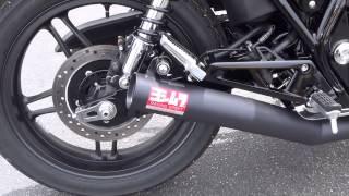 getlinkyoutube.com-2014 Honda CB1100 with Yoshimura Full Exhaust System