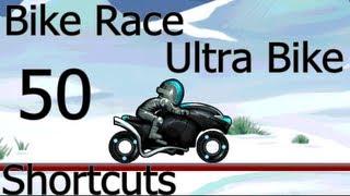 getlinkyoutube.com-Bike Race ULTRA BIKE 50 SHORTCUTS - ANDROID v2.3.5