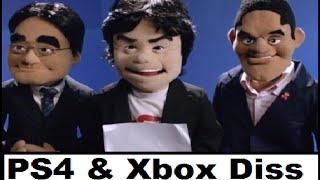 getlinkyoutube.com-Nintendo Throws Shade At Sony, Microsoft. (Angry Rant Alert!! ) Uncharted 4 Runs at 1080p 30fps