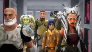 getlinkyoutube.com-Rebel Beat | Star Wars Rebels | Disney XD