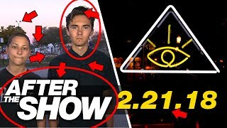 Crazy Conspiracy Theories & What Even Is The Illuminati?! | After The Show