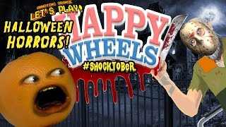 getlinkyoutube.com-Annoying Orange Plays - HAPPY WHEELS: Halloween Horrors! #Shocktober