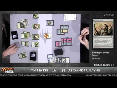 Pro Tour Avacyn Restored: Top 8 Quarterfinals