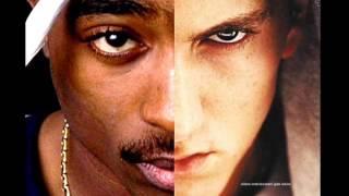 getlinkyoutube.com-Eminem Ft 2pac - Rap God (Remix)