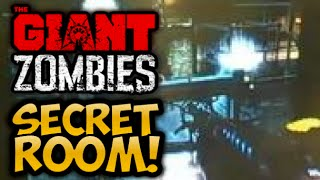 "COD Black Ops 3 Zombies ""THE GIANT"" SECRET ROOM! EASTER EGG ENDING HINTS? ""TEST SUBJECTS"" Location?"