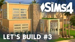 getlinkyoutube.com-Die Sims 4 Let's Build #3 Ultra Loft