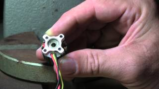 getlinkyoutube.com-Disassembly/Reassembly of DJI 2312 motor