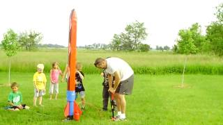 water powered rocket