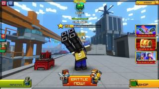 getlinkyoutube.com-Pixel Gun World Bingo Chest Opening!