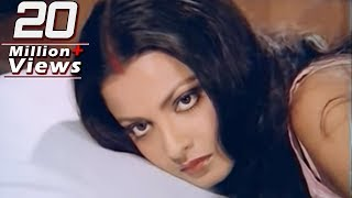 getlinkyoutube.com-Rekha and Vinod Mehra's relation - Ghar Scene