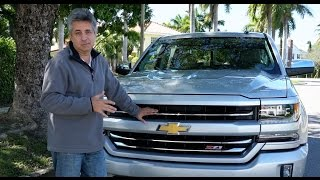 getlinkyoutube.com-2016 Chevrolet Silverado Z71 | Al Vázquez | Review en español