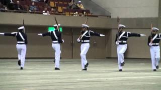 getlinkyoutube.com-防衛大学校儀杖隊 ファンシードリル  「演奏とドリルの祭典」