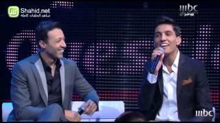 getlinkyoutube.com-Arab Idol - محمد عساف يغني جزائري و ليبي
