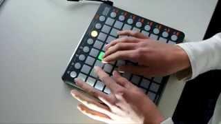 getlinkyoutube.com-Launchpad Skrillex Freestyle