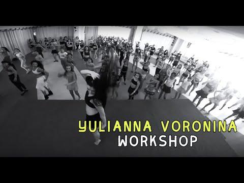 Мастер Класс Юлианны Ворониной в Одессе | Belly dance workshop Odessa Ukraine live music