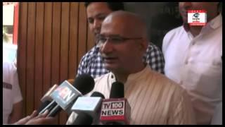 विधायकों को नहीं खरीदा है तो हाथ में गंगाजल रख कर कसम खाए भाजपा: किशोर उपाध्याय