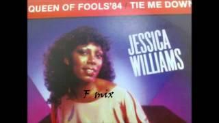 JESSICA WILLIAMS  -  TIE ME DOWN '84