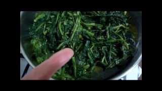 Come cucinare cime