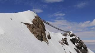 กลาเซีย 3000 สวิตเซอร์แลนด์ Glacier 3000