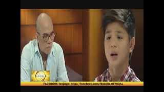 getlinkyoutube.com-Bugoy Cariño happy with showbiz life